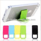 Mini portable hand cell phone holder