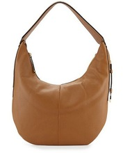 new style 2015 brown wholesale direct factory hobo bags leather handbags