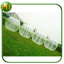 HOT !!! Buddy bumper ball for adult,funny inflatable bumper ball
