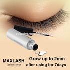 MAXLASH Natural Eyelash Growth Serum( fda approved eyelash and eyebrow growth serum)