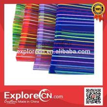 colorful nylon fashion cosmetic bag