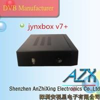 jynxbox ultra hd v7+ decodificadores satelitales hd