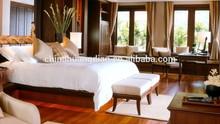 solid wood hotel bedroom furniture foshan bedroom sets supplier HDBR594