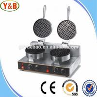 Commercial electric hong kong waffle maker