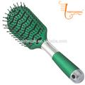 من السهل تنظيف فرشاة الشعر البلاستيك البند دولار واحد