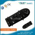 Piezas de Auto partes interruptor de la ventana eléctrica, Interruptor del elevalunas interruptor del elevalunas eléctrico