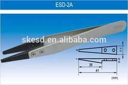 High Precision Tweezers Industrial Tweezers ESD Tweezers ESD-2A