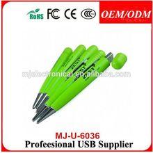 USB Flash Drive Memory Stick Pen,eco-friendly engraving logo bulk pen usb flash drive penen usb