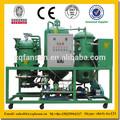 تقنيات ممتازة عملية تلقائية إعادة تدوير النفايات زيت المحرك مصنع التقطير