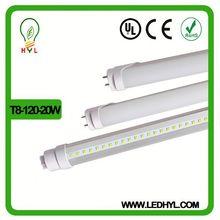 Led lamp frosted cover school lighting fluorescent tube bracket