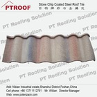 High quality modern building materials fireproof portuguese metal roof tile/aluminum sheet for roofing
