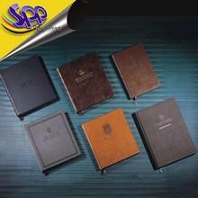 factory produce customized fashion notebook hardcover wholesale