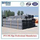 ISO/ASTM/JIS/AS/BS Standard Grey UPVC Pipes (63mm)