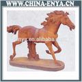 Made in china caballo adornos de navidad de colección estatuas del caballo