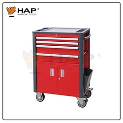 Top Quality Auto Tools Portable 4 Drawers Tool Cabinet