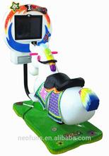 crazy horse kidde Ride/new popular amusement kiddie rides, amusement park games factory