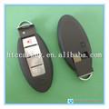 silca keys flip 3+1 button car remote key for infiniti smart key