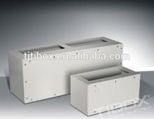 IP65 Wall Mounting Metal Enclosure/Metal distribution box/ life proof enclosure