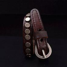 Latest Design Leather Accessories mens bracelet images