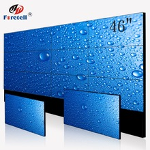 "hot sale 46"" led display big screen video wall lcd display screen led video wall"
