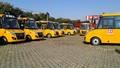 ampliamente utilizado en china 19 asientos del autobús escolar