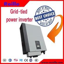 Reille, 220v 50hz 110v 60hz converter with solar MPPT controller for home/ office/ industrial use