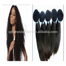 Top Quality Human Hair Weft, Hair Extenion