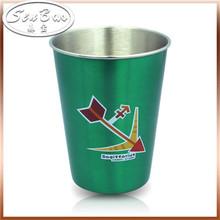 ที่กำหนดเองนูนถ้วยกาแฟเมลามีนที่มีการจัดการ