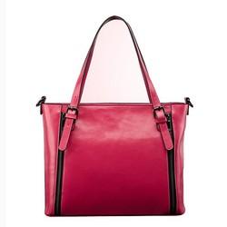 High quality 100% genuine leather handbags for women