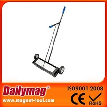 heavy duty industry magnetic sweeper for truck use road cleaning