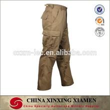 Khaki Color Outdoor Tactical Men's trousers