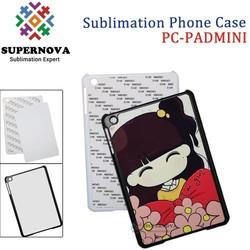 Hard PC Plastic Printed Phone Case for iPad Mini