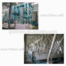 10tpd Wheat Mill Machine Low Price Flour Mill Plant Mini Flour Mill Plant
