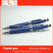 2015 Best sales metal copper touch pen