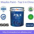 Maydos base de água não tóxico lavável exterior& parede interior látex acrílico e tinta spray