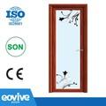 china fabricante de tamanho padrão de alumínio portas e janelas design