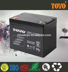Rechargeable 12v 70ah Storage Batteries