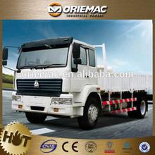 Sinotruk HOWO 4X2 Cargo Van emission euro 2