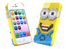 small plastic toy blocks Phone loz diamond building block