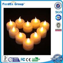 halloween wax led candle lights