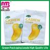 novel design bottom stand up poly bag for chocolate milk powder