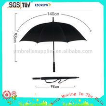 Special stylish nylon and pg golf umbrella