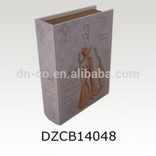 DZCB14048 reminiscent tales of paris printing wooden pen box