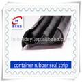 Résistance à l'usure shock absorber conteneurmoto bande d'étanchéité en caoutchouc