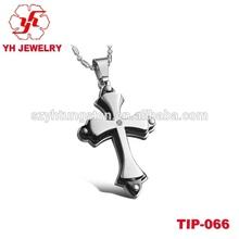 fashion cheap pendant jewelry 316L stainless steel mandala pendant hip hop pendant