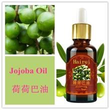Jojoba Oil for Hair Protection