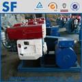 15kw pequeno de água de refrigeração gerador diesel