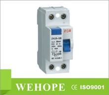 ZYL25-63 2p,4p,Rccb / Residual Current Circuit Breaker,Elcb / Earth Leakage Circuit Breaker