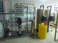 ahorrar energía beber agua de la planta de tratamiento