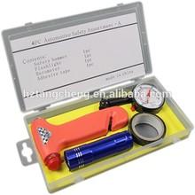 Auto Mechanics Tool Set 4pc Automotive Safety Assort Auto Mechanics Tool Set